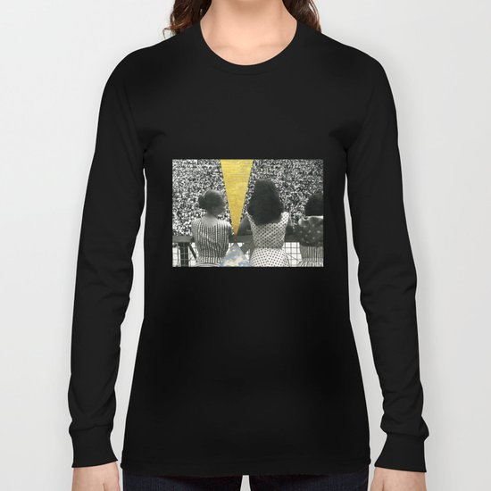 Lines Not For New IPhone, Fight Against Poverty, Homeless & Jobless In America Long Sleeve T-shirt