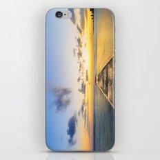Golden Hour in Waikiki iPhone & iPod Skin