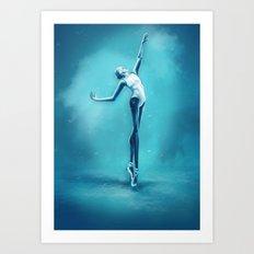 Dancer Art Print