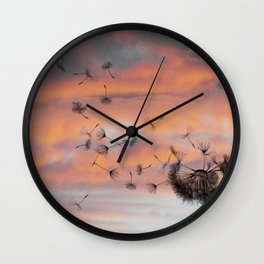 And the days went by Wall Clock