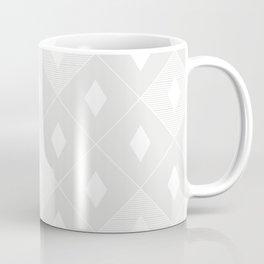 Harlequins - Ghost White Coffee Mug