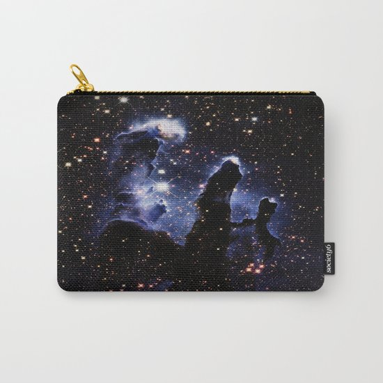 galaXY : Midnight Blue Pillars of Creation Carry-All Pouch