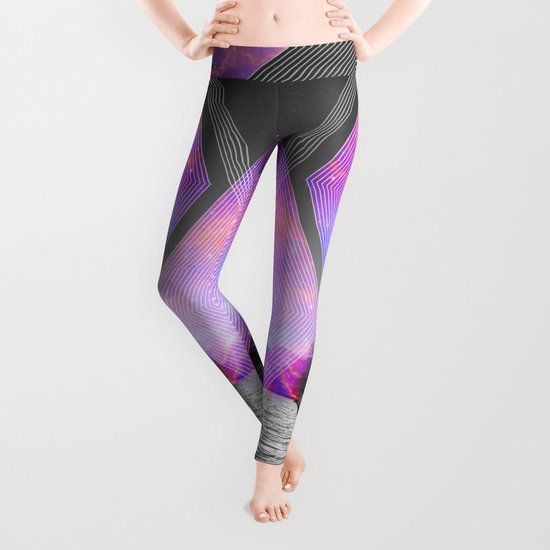 Made of Star Stuff Leggings