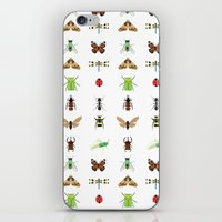 insects iPhone & iPod Skins featuring insects by Alysha Dawn