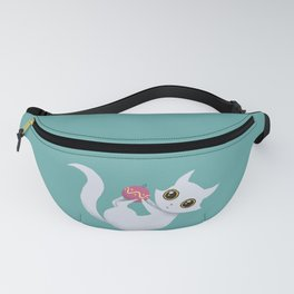 Mischievous kitty Fanny Pack