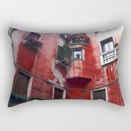 Red Villa, Rome Rectangular Pillow
