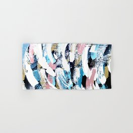 Abstract Clara Hand & Bath Towel