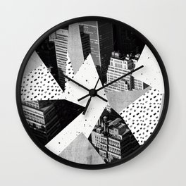 City Circle Wall Clock