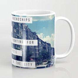 Rarity (Lines #4) Coffee Mug