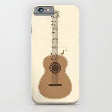 Classical Notation iPhone 6 Slim Case