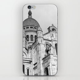 Sacre Coeur Montmartre Paris iPhone Skin