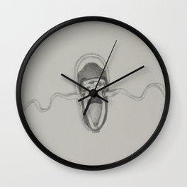 Little Shoe Wall Clock
