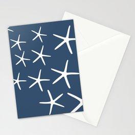 Nautical Starfish Sea Stars Stationery Cards
