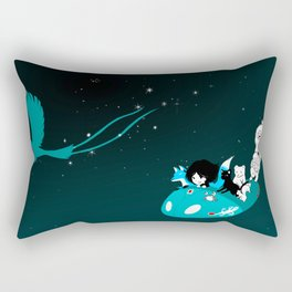 Magical Trip Rectangular Pillow