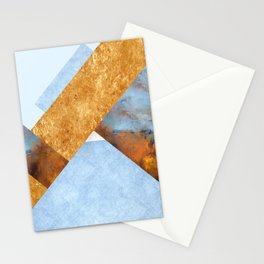 Modern Mountain No5-P3 Stationery Cards