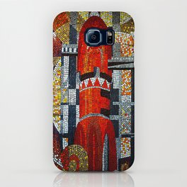 Spaceships Will Cross The Sky iPhone Case