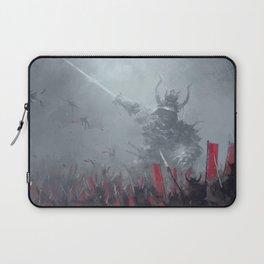 dark shogun Laptop Sleeve