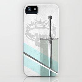 SWORD FIGHT iPhone Case