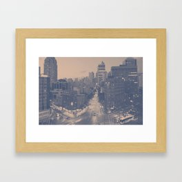 For The Love Of Sydney Framed Art Print