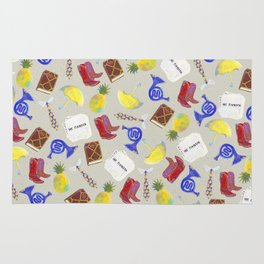 Icons - How I Met Your Mother Rug