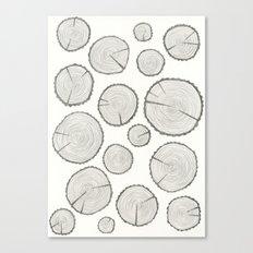 Tree Trumps Canvas Print