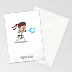 Hadouken! Stationery Cards