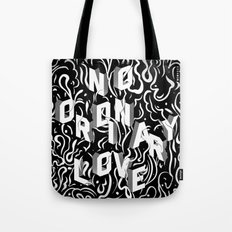 No Ordinary Love Tote Bag