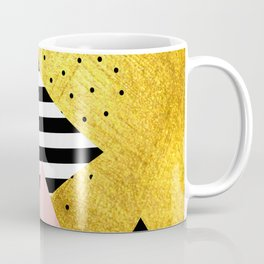 fall abstraction #5 Coffee Mug