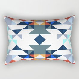 Aztec 5 Rectangular Pillow