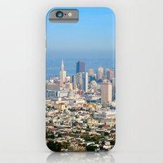 Twin Peaks, San Francisco iPhone 6s Slim Case