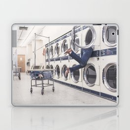 laundry Laptop & iPad Skin