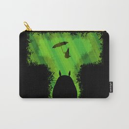 T for Totoro Carry-All Pouch