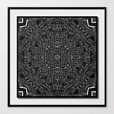 Tiki Print Canvas Print