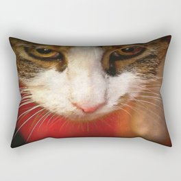 You have my undivided attention Rectangular Pillow