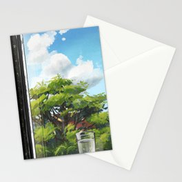 Mid-morning Stationery Cards