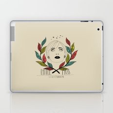Little Miss Scatterbrain Laptop & iPad Skin