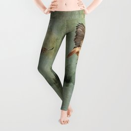 Feathered Fury Above Leggings