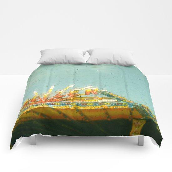 Let's Waltz Comforters