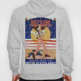 Defend your country Hoody