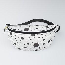 black dots Fanny Pack