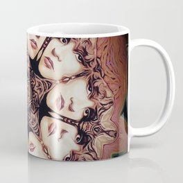Witchy Woman // Stevie Nicks Mandala Music Star Rock Goddess Psychedelic Gypsy Bohemian Boho Coffee Mug