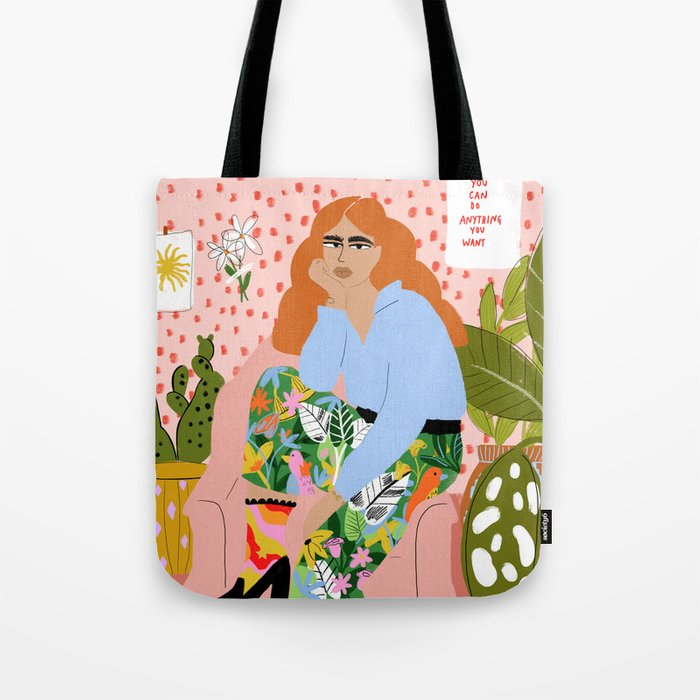 You can do everything you want Tote Bag
