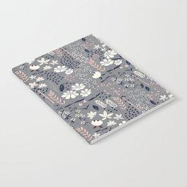 Flower garden 003 Notebook