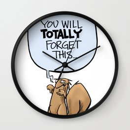 You'll totally forget Wall Clock