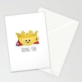 Royal-tea Stationery Cards