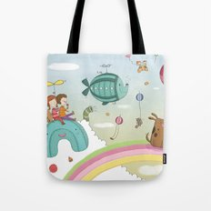CANDIES WORLD Tote Bag