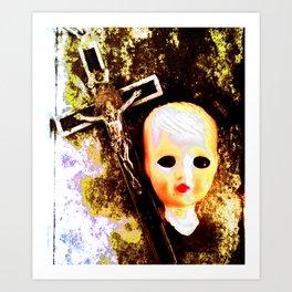 Apocalypse Museum Art Print