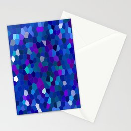 Geometrically mosaically speaking... Stationery Cards