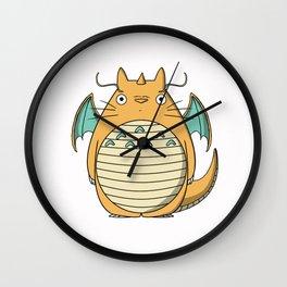 TotoNite Wall Clock