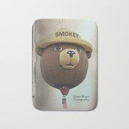Smokey Balloon Bath Mat